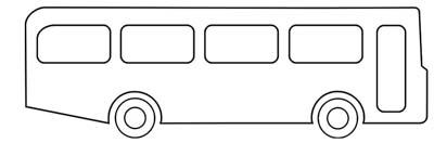 Bus Malvorlage Ausmalbild Bus Zum Ausdrucken