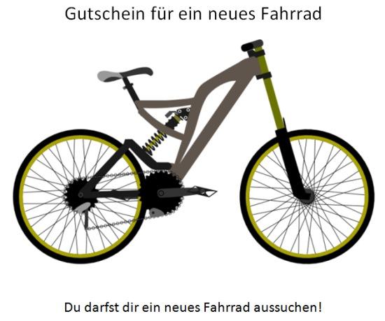 Gutschein Fahrrad De