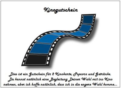gutschein kino vorlage