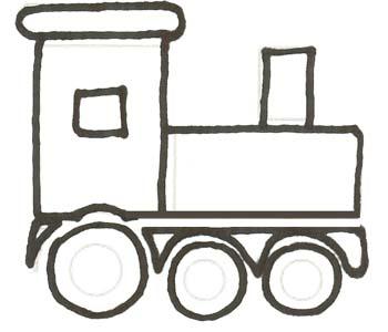 Eisenbahn Malvorlagen Zum Ausdrucken Fur Kinder 7