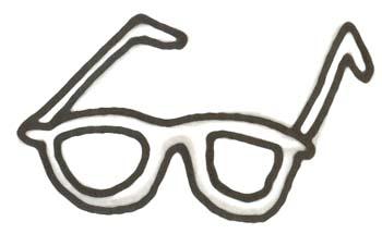 Brillen Bastel Vorlage Lowenzahn Vr Brille 12