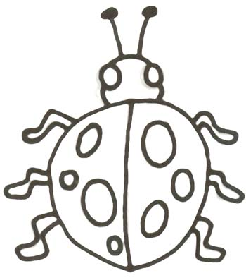 Nett Insekten Und Käfer Malvorlagen Ideen - Ideen färben - blsbooks.com