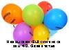 Herzliche Gl�ckw�nsche zum 40. Geburtstag Karte