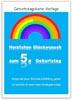Vorlage Karte zum 5. Gebutstag für Kinder kostenlos
