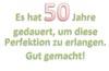 Lustige Geburtstagskarte zum 50.Geburtstag mit Spruch
