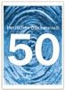 50. Geburtstag Grußkarte zum Ausdrucken kostenlos