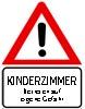 Achtung Kinderzimmer T�rschild zum Ausdrucken gratis