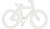 Fahrrad Malvorlage - Ausmalbild Rad