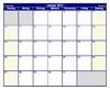 Kalender zum Ausdrucken für 2013 kostenlos