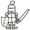 Ritter Malvorlage - Ausmalbild Ritter in Rüstung