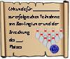Urkunde Bowling Vorlage - kostenlose Bowlingurkunde