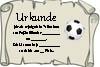 Urkunde Vorlage Fu�ball - Muster Urkunde kostenlos