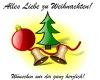 Weihnachtsgrüße Vordruck - Grüße zu Weihnachten