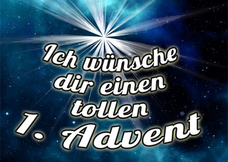 Facebook Adventsgrüße