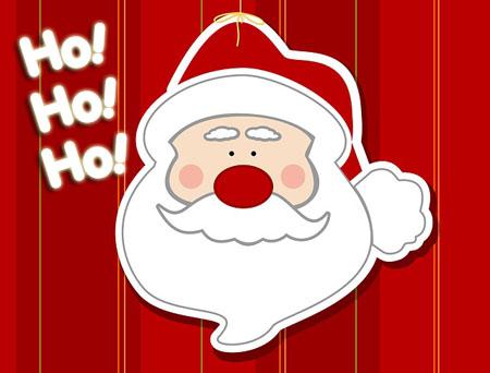 Weihnachtsgrüße für Kinder