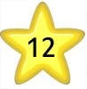 Glückwünsche zum 12. Geburtstag