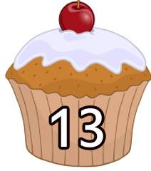 13. Geburtstag