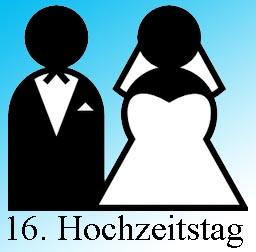 16 Hochzeitstag Gluckwunsche Und Spruhe Zur Saphirhochzeit