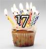 Spr�che zum 17. Geburtstag