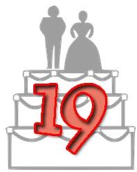 19 Hochzeitstag Glückwünsche Perlmutthochzeit