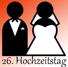 Hochzeitstag 26 Finden Sie
