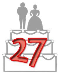 27 Hochzeitstag Gluckwunsche Mahagonihochzeit Spruche