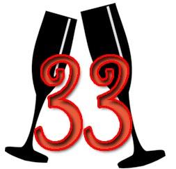 33. Hochzeitstag Glückwünsche zur Knoblauchhochzeit
