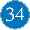 Geburtstagssprüche zum 34ten