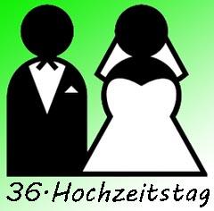 36 Hochzeitstag Glückwünsche Zur Smaraghochzeit