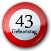 Geburtstagssprüche 43.