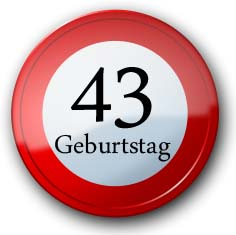 43. Geburtstag Spr�che