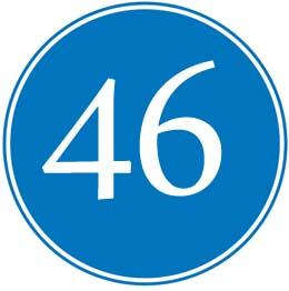 Sprüche zum 46. Geburtstag
