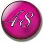 Glückwünsche zum 48. Geburtstag