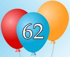 62 geburtstag sprüche