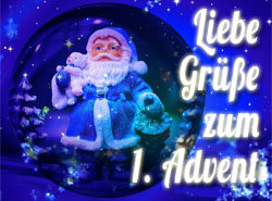 Adventsgrüße
