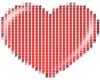 Herz aus Sonderzeichen