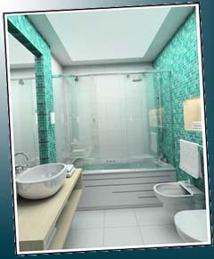 Badezimmer beispiele fotos bad design for Badezimmer ideen mietwohnung