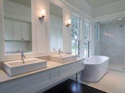 Badezimmer modern gestalten - Badgestaltung