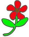 Blumen Malvorlagen