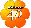 40. Geburtstag Text für Einladungskarten