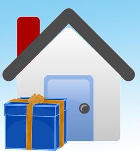 einweihungsgeschenke zum neuen haus geschenkideen. Black Bedroom Furniture Sets. Home Design Ideas