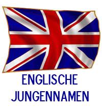 Britische Jungennamen
