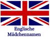Mädchennamen englisch