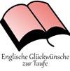 Englische sprüche zur taufe
