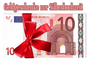 Geldgeschenke zur silberhochzeit originell verpacken ideen - Silberhochzeit geldgeschenke verpacken ...
