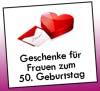 Geburtstagsgeschenke Frauen 50ten