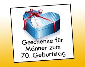 Geschenke Zum 70 Geburtstag Fur Manner Geburtstagsgeschenke Zum 70ten