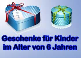 geschenke für kinder 6 jahre