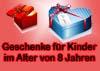 Geschenkideen für Achtjährige