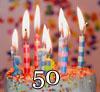 50. Geburtstag Feiern